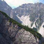 Dolomites - Dolomiti Friulane - De Bivacco Vaccari à Ricovero Francescutto via Passo della Mauria