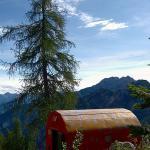 Dolomites - Monte Cormon - De Bivacco Spagnolli à Bivacco Caimi al Cornon