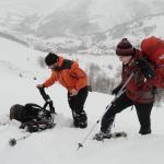 Sortie initiation alpinisme au refuge de l\'Etendard (Maurienne)