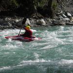 Kayak en Autriche avec le PSUC en juillet 2006