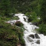 Rando dans la vallée du Vallember, affluent de l\'Inn
