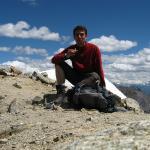 Rando d\'Aurélien dans le parc national suisse