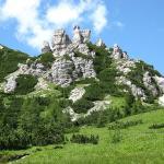 De la cabane Della Grava au col Forata, tour du mont Pelmo