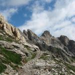 Du chalet Giovanni Paolo 1 à l\'abri Dal Bianco
