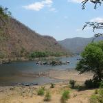 Cinq jours de navigation en canoë sur le Zambèze - Jour 1
