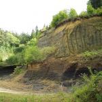 Cascade près de Pont d\'Alleyras et ballade en forêt