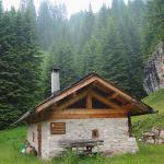 Dolomites - Pale di San Martino - De Baita Buse dell\'Oro à Malga Val di Roda via San Martino di Castrozza