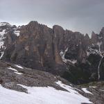Dolomites - Pale di San Martino - De Bivacco Minazio à Casera Malga Valbona