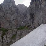 Dolomites - Agner, Moiazza Sud - De Bivacco Cozzolino à Casera dei Pass via Taibon Agordino