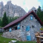 Dolomites - Sasso di Bosconero - De Casera Castelin à Bivacco Campestrin