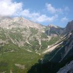 Dolomites - Dolomiti Friulane - De Ricovero Casera Laghet de Sora à Casera Cavalet