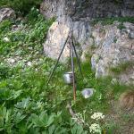 Dolomites - Dolomiti Friulane - De Casera Cavalet à Casera Zima Montagna